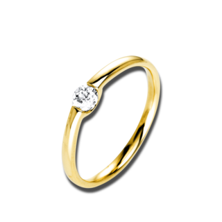 Brogle Selection Solitairering Promise 1J083G4