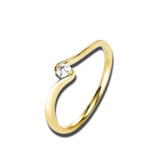 Brogle Selection Solitairering Promise 1J097G4