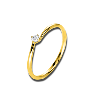 Brogle Selection Solitairering Promise 1J098G4