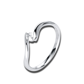 Brogle Selection Solitairering Promise 1J105W4