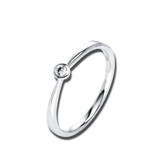 Brogle Selection Solitairering Promise 1J121W4