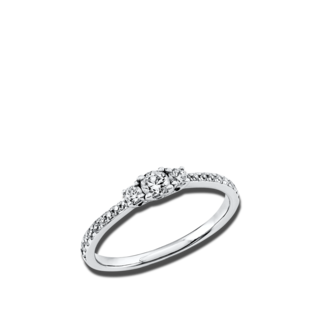 Brogle Selection Solitairering Promise 1K433W8