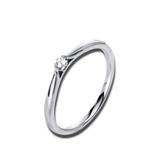 Brogle Selection Solitairering Promise 1L117W4