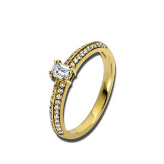 Brogle Selection Solitairering Promise 1M270G8