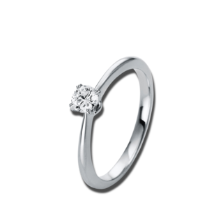 Brogle Selection Solitairering Promise 1N266WP8