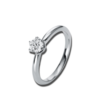 Brogle Selection Solitairering Promise 1N297WP8
