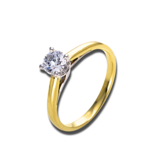 Brogle Selection Solitairering Promise 1O306GP8