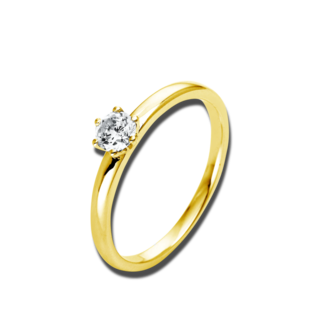 Brogle Selection Solitairering Promise 1P114G8