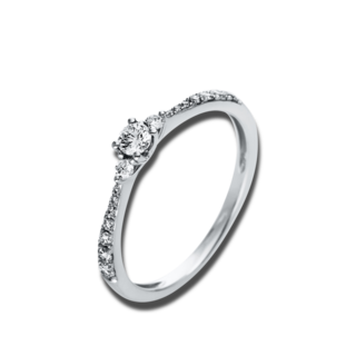 Brogle Selection Solitairering Promise 1Q738W8