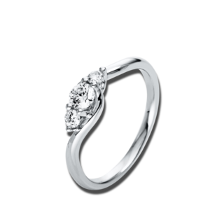 Brogle Selection Solitairering Promise 1Q740W8