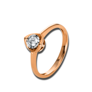 Brogle Selection Solitairering Promise 1R231R8