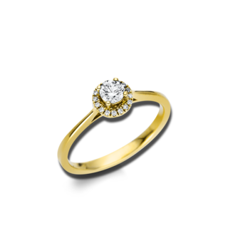 Brogle Selection Solitairering Promise 1T467G4