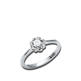 Brogle Selection Solitairering Promise 1T866W4