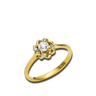 Brogle Selection Solitairering Promise 1T868G4