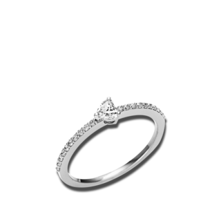 Brogle Selection Solitairering Promise 1U573W8