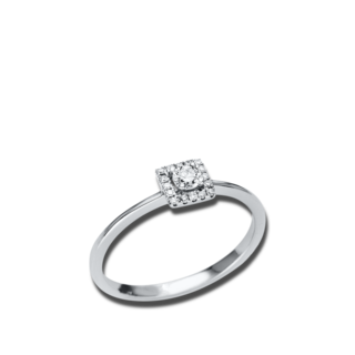 Brogle Selection Solitairering Promise 1U666W4