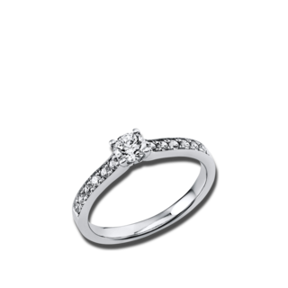 Brogle Selection Solitairering Promise 1W300W8