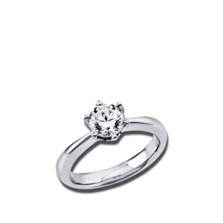 Brogle Selection Solitairering Promise 1W350W8