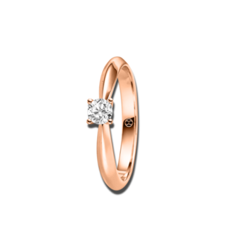Brogle Selection Solitairering Promise LW10-0923873-BGVS