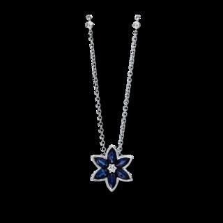 Brogle Selection Halskette mit Anhänger Felicity Blume 4B871W8