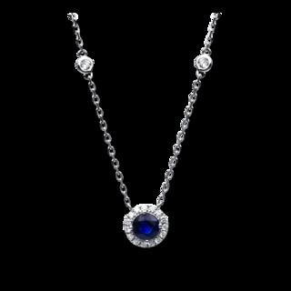 Brogle Selection Halskette mit Anhänger Royal 4B519W8-1