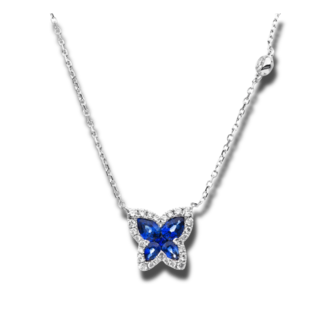 Brogle Selection Halskette mit Anhänger Royal 4B727W8-1