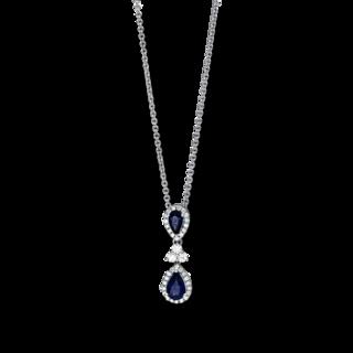 Brogle Selection Halskette mit Anhänger Royal 4D581W8