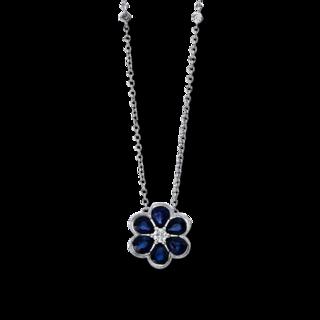 Brogle Selection Halskette mit Anhänger Royal 4E581W8-1