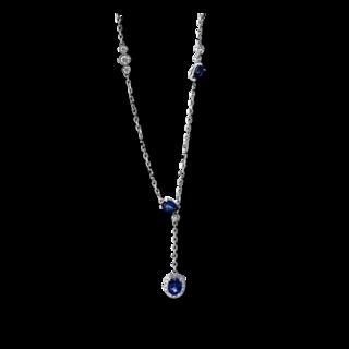 Brogle Selection Halskette mit Anhänger Royal 4F708W8-1
