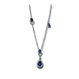 Brogle Selection Halskette mit Anhänger Royal 4F709W8-1