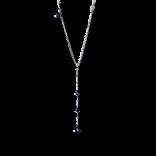 Brogle Selection Halskette mit Anhänger Royal 4F710W8-1