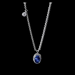 Brogle Selection Halskette mit Anhänger Royal 4F719W8-1