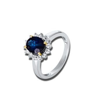 Brogle Selection Ring Royal 1Q085W8