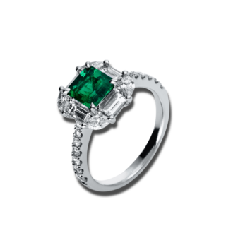 Brogle Selection Ring Royal 1S348W8