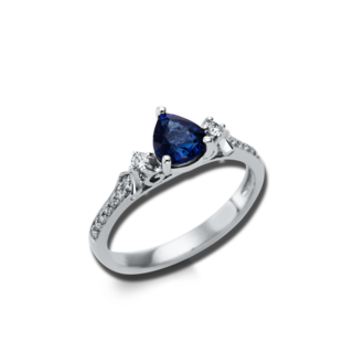 Brogle Selection Ring Royal 1T700W8