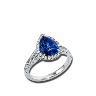 Brogle Selection Ring Royal Tropfen 1V572W8