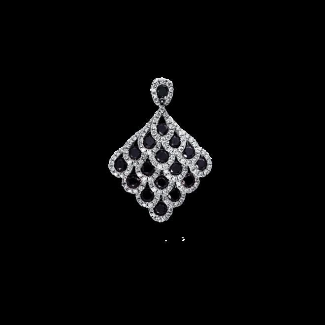 Anhänger Brogle Selection Statement aus 750 Weißgold mit 148 Diamanten (2,61 Karat) bei Brogle