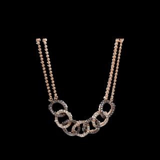 Brogle Selection Halskette mit Anhänger Statement 4B080R8-1