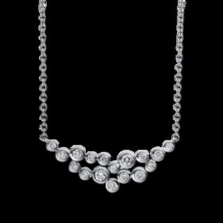Brogle Selection Halskette mit Anhänger Statement 4D037W4