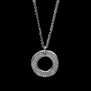 Brogle Selection Halskette mit Anhänger Statement 4E167W8-1
