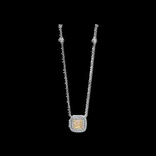Brogle Selection Halskette mit Anhänger Statement 4E343W8-1