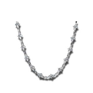 Brogle Selection Halskette mit Anhänger Statement 4E656W8-1