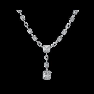 Brogle Selection Halskette mit Anhänger Statement 4E672W4-1