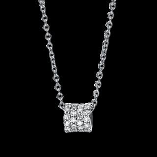 Brogle Selection Halskette mit Anhänger Statement 4F925W8-1