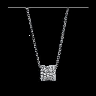 Brogle Selection Halskette mit Anhänger Statement 4F935W8-1
