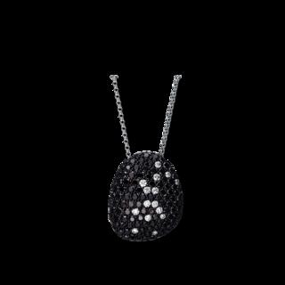 Brogle Selection Halskette mit Anhänger Statement 4F942W4-1
