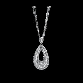 Brogle Selection Halskette mit Anhänger Statement 4G093W8-1