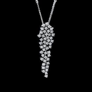 Brogle Selection Halskette mit Anhänger Statement 4G327W8-1