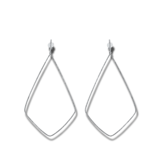 Brogle Selection Ohrring Anhänger Statement 2D130W8-3