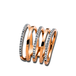 Brogle Selection Ring Statement 1A153RW